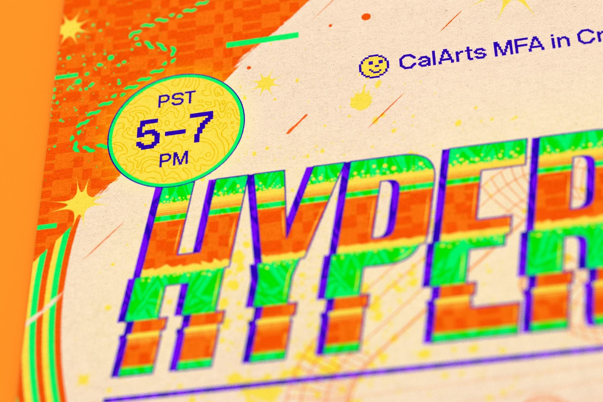 Change The Game HyperLink CalARts