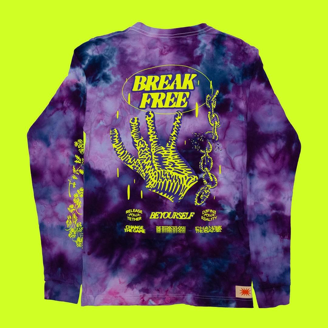 Break Free - Sleeve 7 – Change The Game