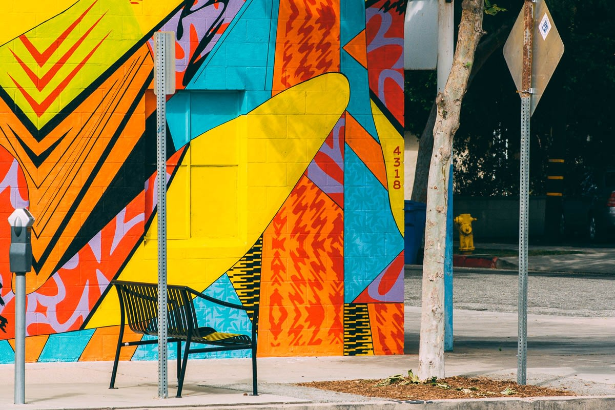 Culver City Mural