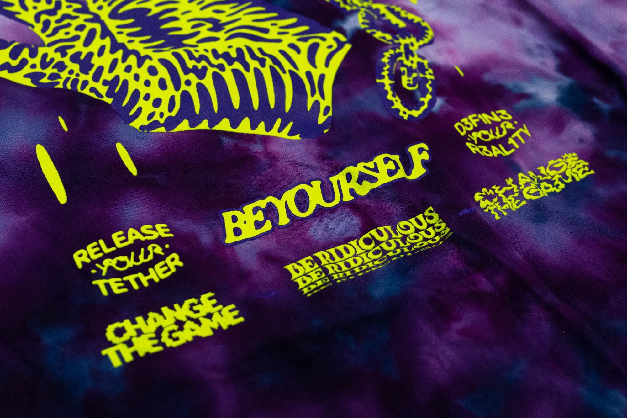 Break Free - Sleeve 5 – Change The Game