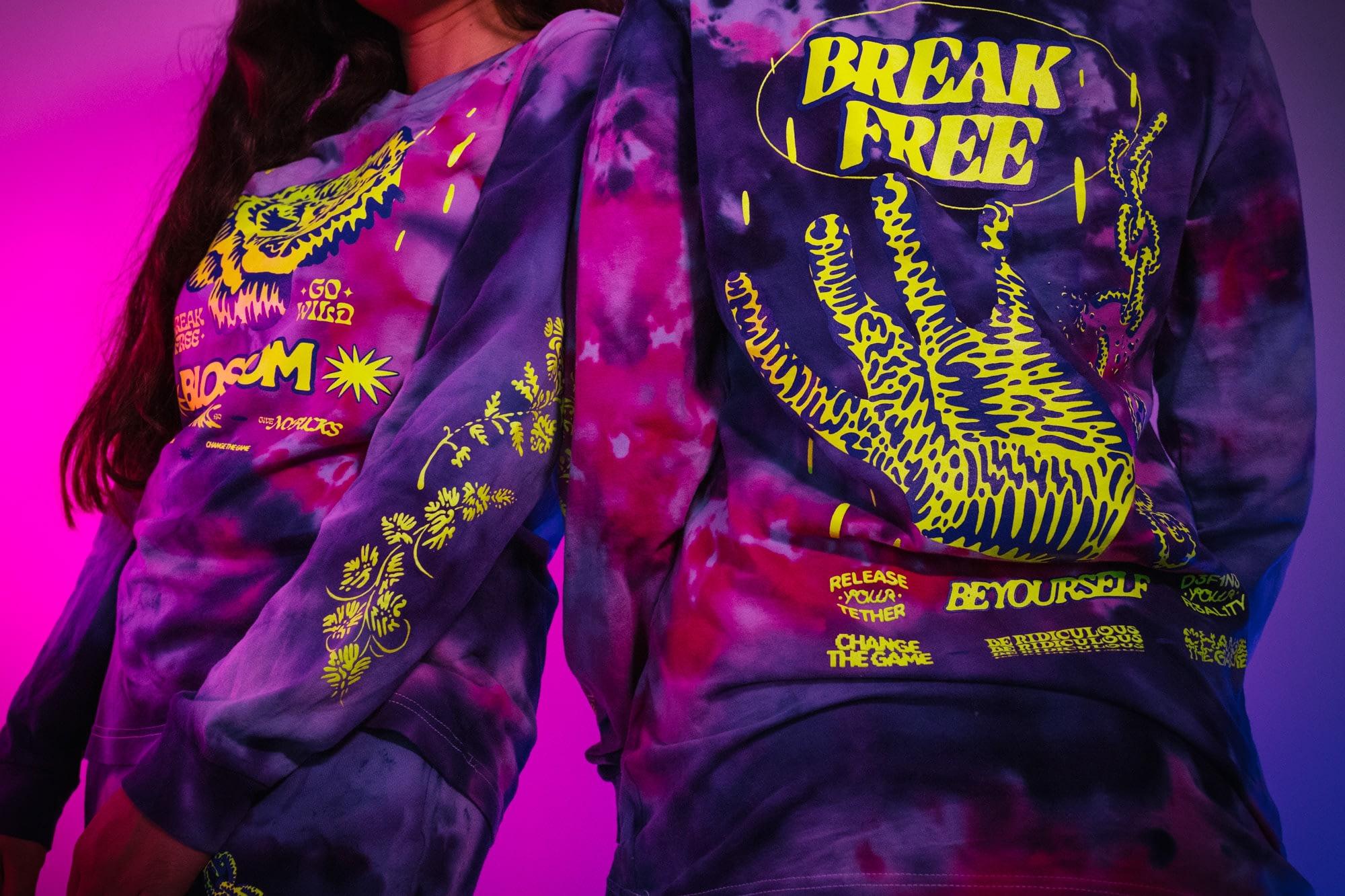 Break Free - Sleeve 2 – Change The Game